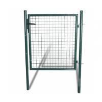 Portillon vert 125 x 125 cm