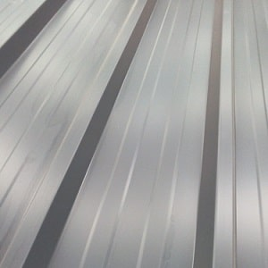 Bac acier